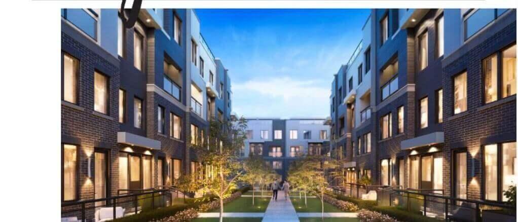 The Way Urban Townhouse Exterior Design