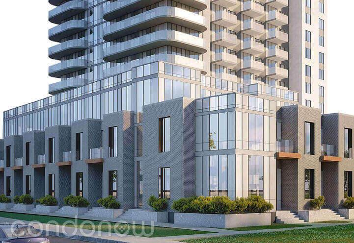 Mississauga Square Exterior Design