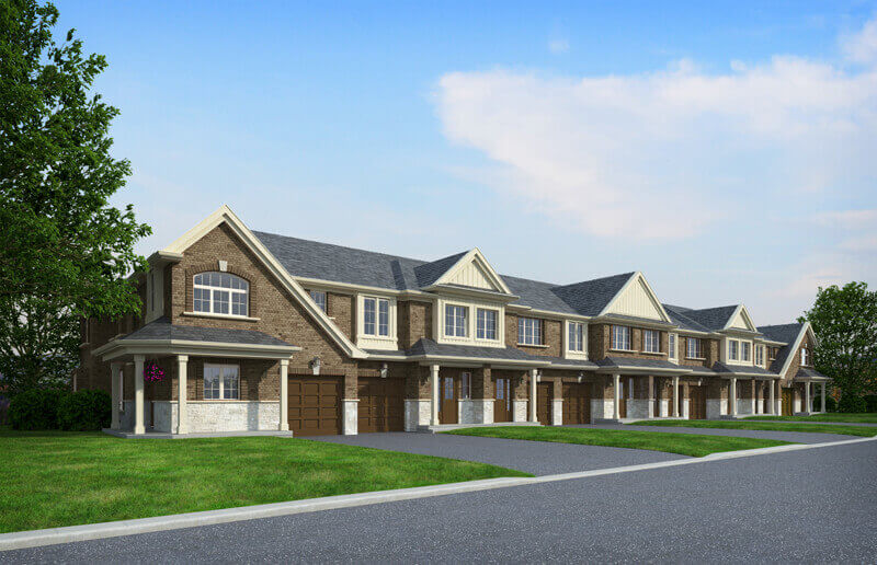 Binbrook Heights Townhomes