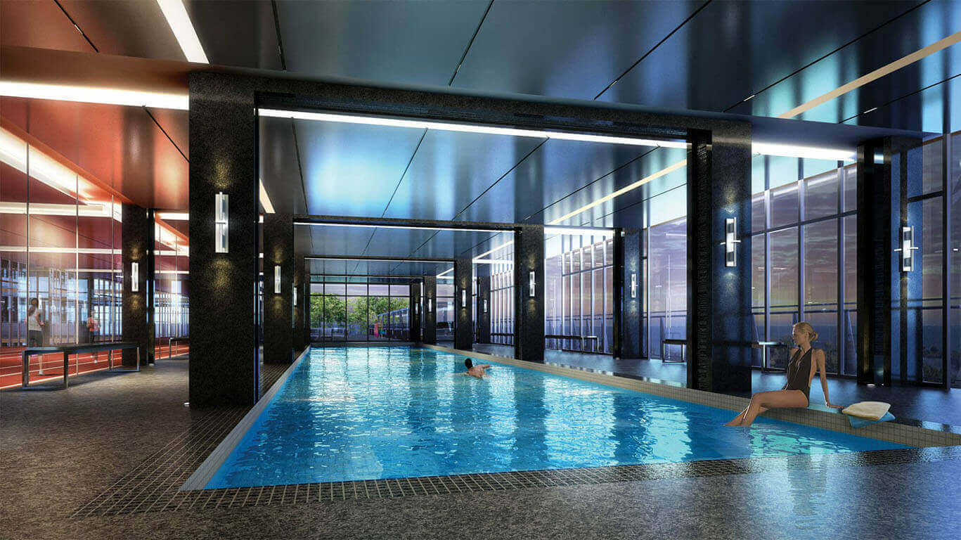 Swimming Pool Eau Du Soleil