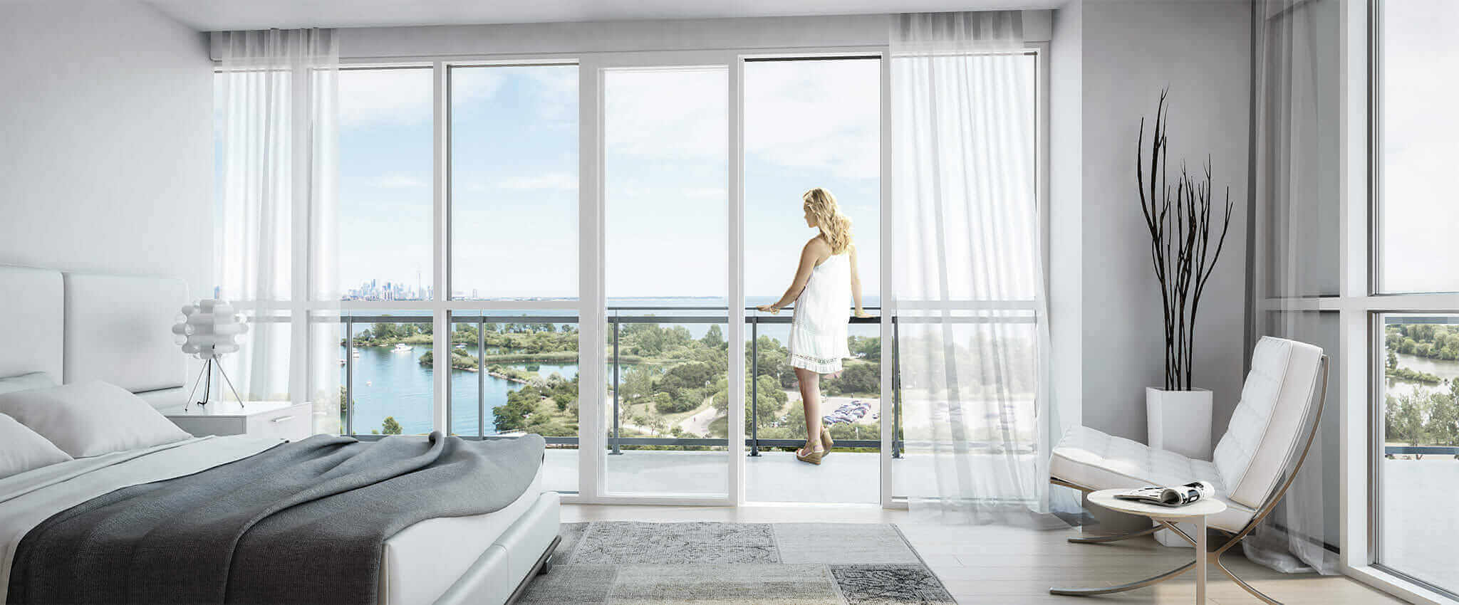 Suite View at Eau Du Soleil